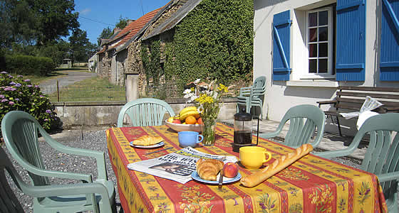 Brittany holiday rentals