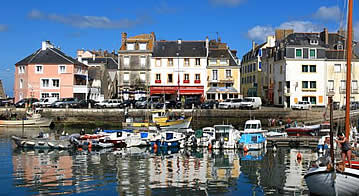 Belle ile Brittany
