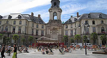 Rennes Brittany