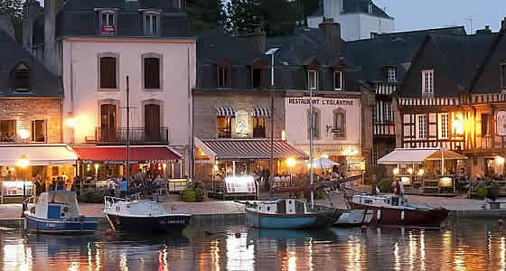 Auray restaurants