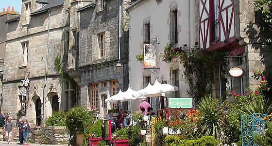 Holiday cottages Brittany